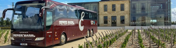 Contempory Coach Hire with Peter Carol