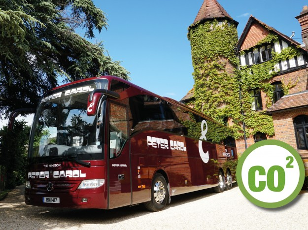 Low Emission Coach Hire