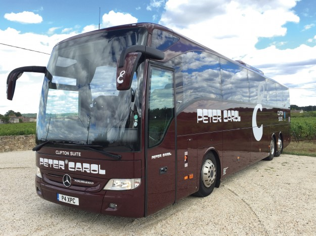 Ultra Low Emission Zone Coach Hire